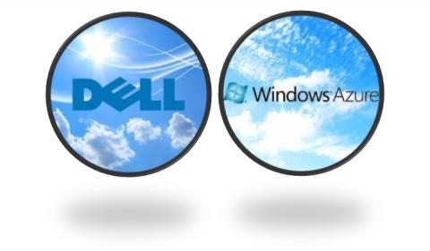 Certifierad Azure direkt från Dells molnfabrik