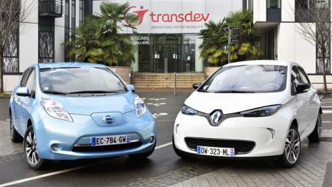 Transdev och Renault-Nissan Alliance utvecklar autonoma fordonssystem för framtidens kollektivtrafik