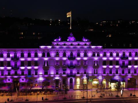 Purple Flag Helsingborg
