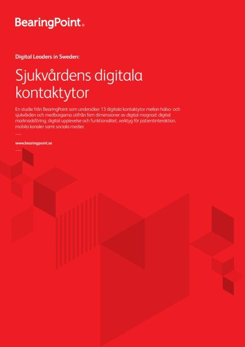 Sjukvårdens digitala kontaktytor