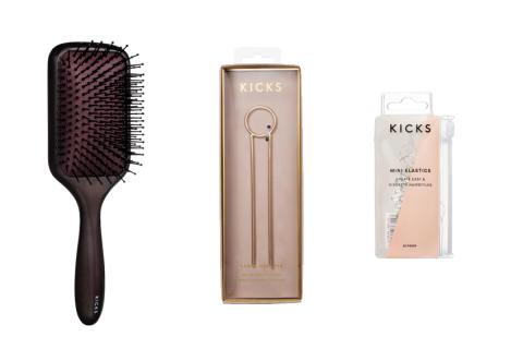 KICKS BEAUTY HAIR TOOLS