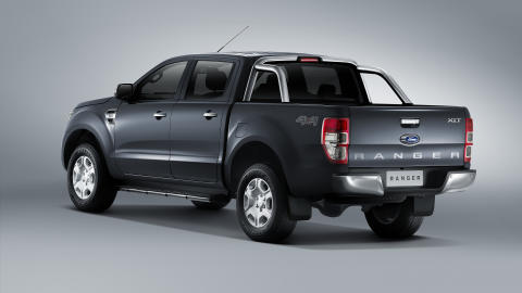 Nye Ford Ranger vil lanseres i Norge i begynnelsen av 2016