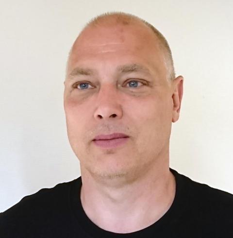 Mikael Persson nyanställd som serviceingenjör på Turboflame och Bentone