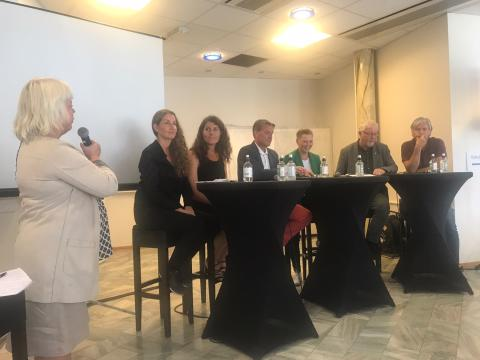 Etterlyser klimapolitiske strakstiltak i byggebransjen