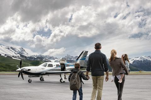 Garmin® revolutionerar flygindustrin med det första Autoland-system som finns tillgängligt för privatflygplan