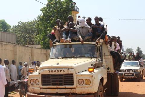 Centralafrikanska republiken: Krigsförbrytelser och brott mot mänskligheten i Bangui