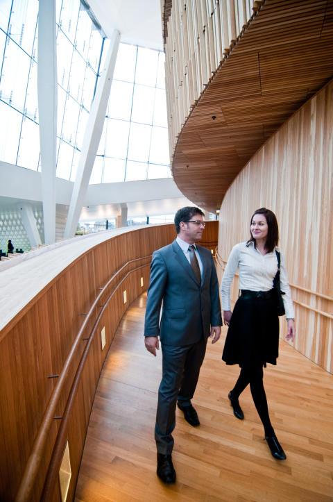 Norwegisches Design – ein Argument für Kongressveranstalter
