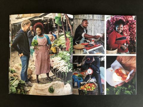 En coffee table-bok som lyfter människor ur fattigdom