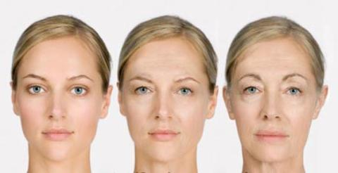 AGE - Orsaken till för tidigt åldrande