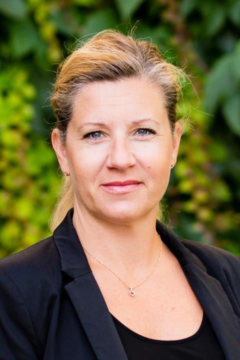Magdalena Allgren, Kommunikationschef Lärande i Sverige AB