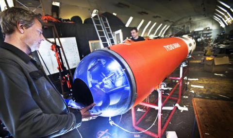 Bürkert deltager i dansk rumprogram med Copenhagen Suborbitals