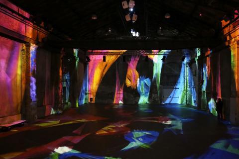 BACH Experience im Kunstkraftwerk Leipzig von Stefano Fake
