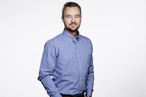 Kommunikasjonssjef Pål Rune Eklo