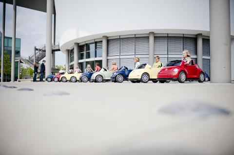 Trafikskole i Autostadt