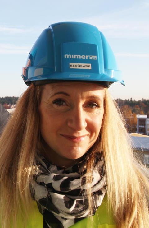 Pernilla Lindh, Kundcenter, Bostads AB Mimer