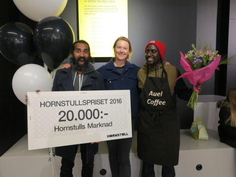 HHornstullspriset 2016