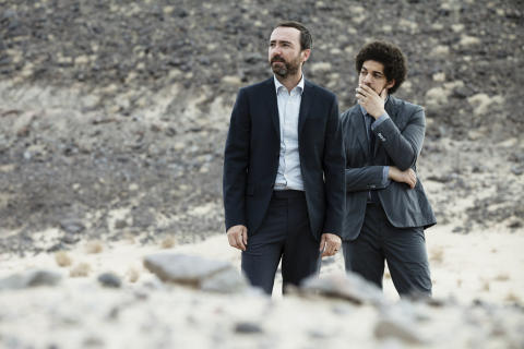 "Broken Bells släpper albumet ""After The Disco"" den 31 januari"