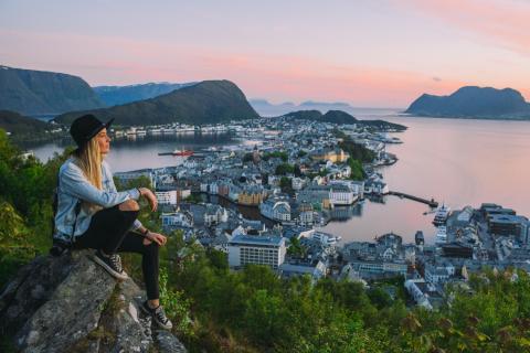 Стать экспертом по Норвегии - легко
