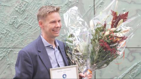 Årets ledare i Region Skåne är chef på två orter