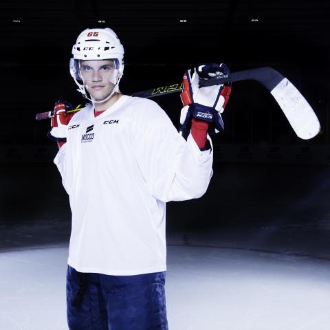 NOCCO, Sveriges mest sålda BCAA-dryck, blir ny sponsor av NHL-spelaren André Burakovsky.