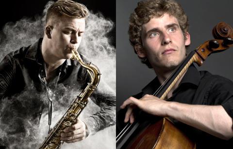 Marius Neset Quintet & Andreas Brantelid – unikt möte i världsformat på Palladium Malmö 4 oktober