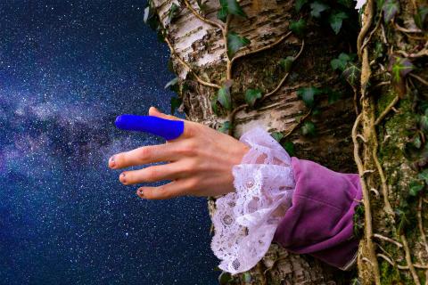Jakten på Månemyntene - en heldigital opplevelse for barn
