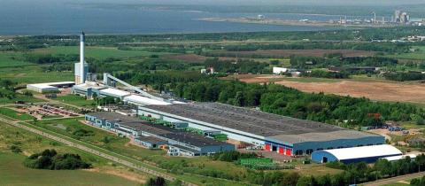 Stena Metallkoncernen förvärvar Pilkingtons fastighet i Halmstad