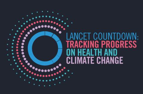 Forskare lanserar årlig rapport om klimatförändring och hälsa
