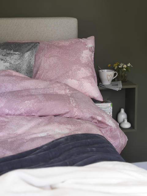 Bed set Alexandria, Blanket Isabelle