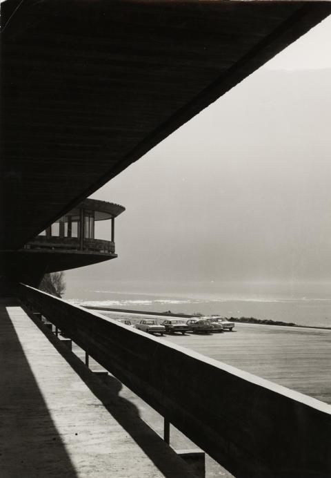 1. september åpner ny utstilling i Hvelvet i Nasjonalmuseet – Arkitektur. «Utsnitt: Bjørn Winsnes fotografier» viser hvordan kunstfotografiet inspirerte norsk arkitekturfotografi.