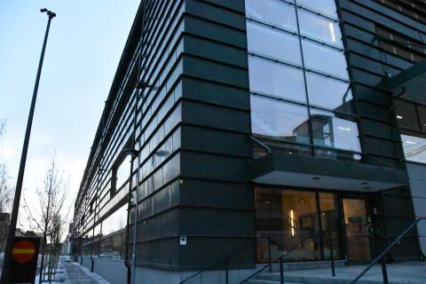 Badhuset Navet i Umeå invigdes i augusti 2016.