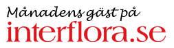 Interflora.se tar hjälp av kända ansikten i ny välgörenhetskampanj