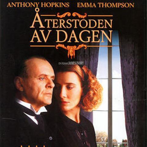 "Lindesbergs Filmstudio inleder terminen med ""Återstoden av dagen"""