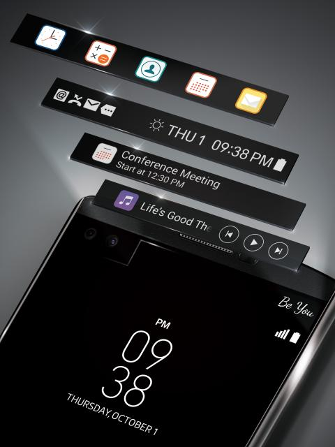LG V10 -ÄLYPUHELIN SAAPUU SUOMEEN 20. TAMMIKUUTA