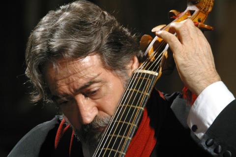 Jordi Savall och Concerto Copenhagen
