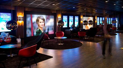 Sveriges första Imax finns i Mall of Scandinavia