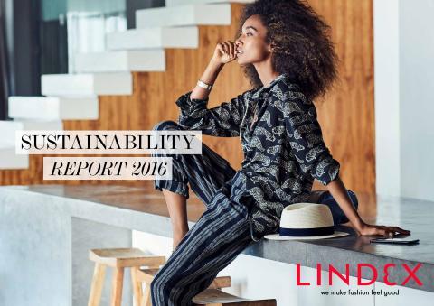 Lindex sustainability report 2016