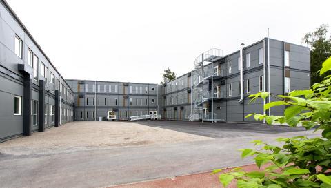 Sveriges snabbaste skola – nu klar för inflyttning