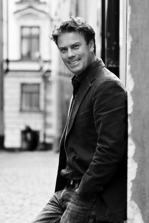 Open's new Account Director Henrik Sund
