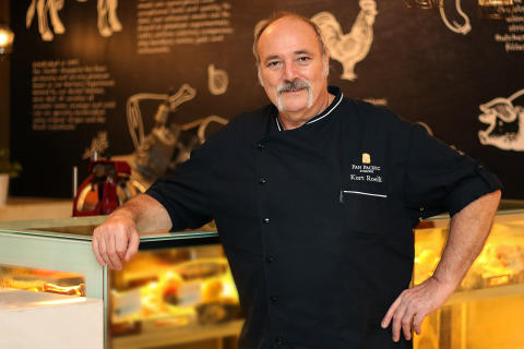 Pan Pacific Singapore appoints Kurt Roelli as Master Butcher