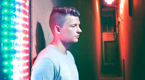 Kongsted starter pladeselskab og udgiver single med Le Boeuf !