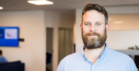Jesper Ekelund – Tekniktokig IT-driftansvarig på AddMobile