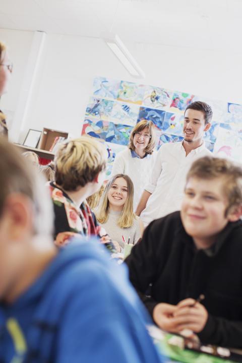 Ny lärarutbildning på Karlstads universitet