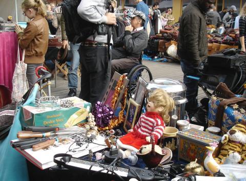 Smart sälja saker i januari – men gränsen går i sovrummet