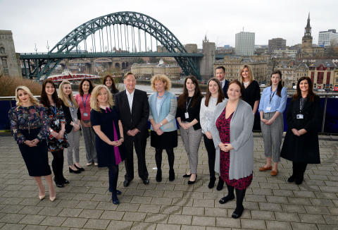 Leading lights in the North East travel tourism and hospitality sector inspire a new generation