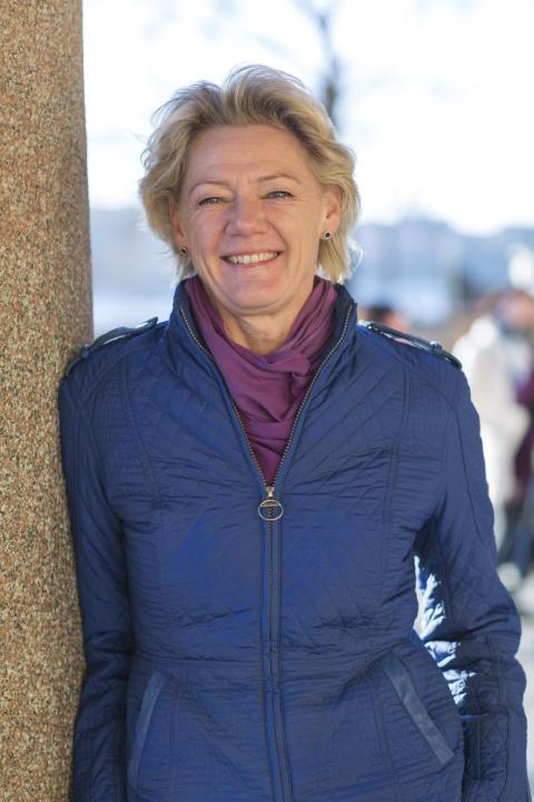 Ulla Hamilton