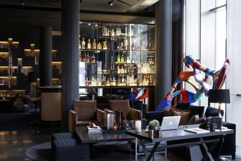 Thief Bar er Oslos klassiske hotellbar