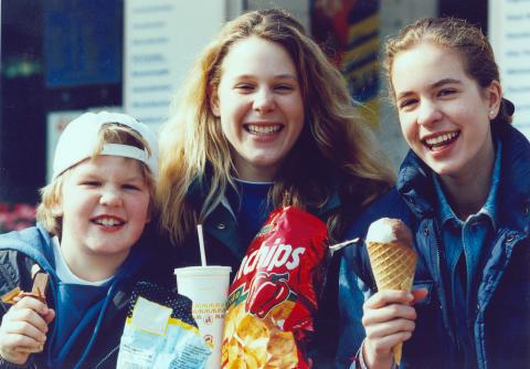 Pickel: Auch die Ernährung kann eine Rolle spielen