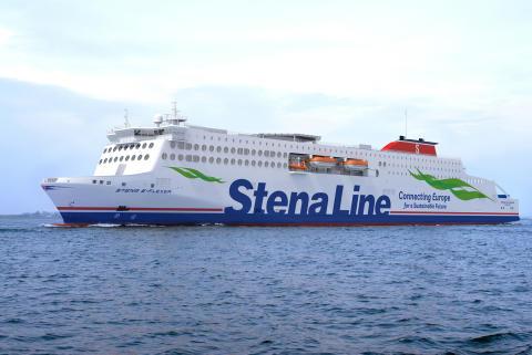Stena Line bekräftar att tre nybyggen går till Irländska sjön