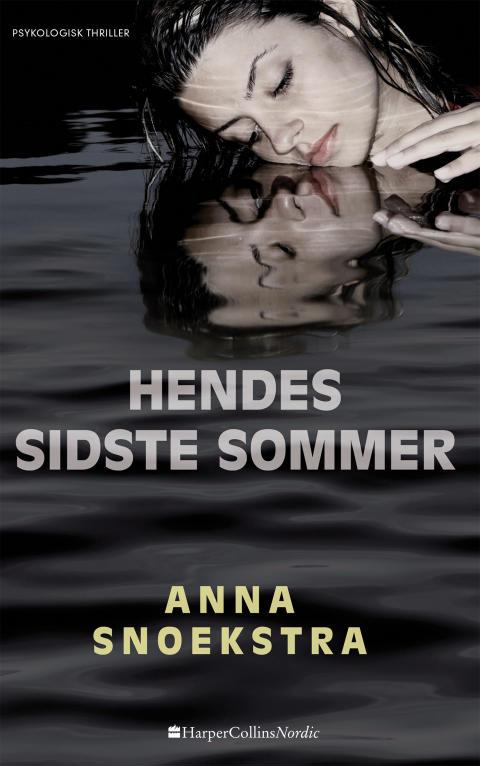 """""""Hendes sidste sommer"""" af Anna Snoekstra"""